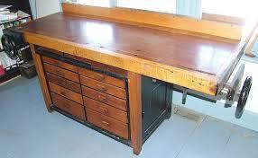 patrick leach u0027s awesome american workbench popular woodworking