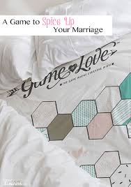 how to spice up the bedroom for your man a game to spice up your marriage seeing sunshine