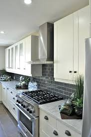 white kitchen cabinets backsplash ideas grey and white kitchen backsplash kitchen grey subway tile grey and