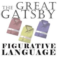 the great gatsby figurative language analyzer 65 quotes tpt
