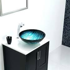 bathroom vessel sink ideas bathroom vessel sink small bathroom glass wall mount vessel sink