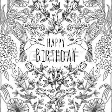 hand drawn floral greeting card frame victorian flower pattern