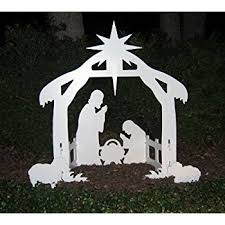 outdoor nativity store holy family outdoor nativity