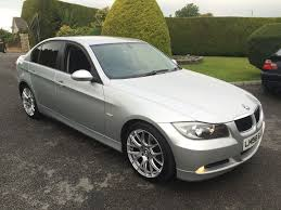 bmw 320d se e90 2007 full service history rear privacy glass