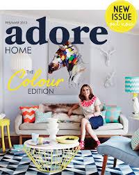Adore Home Decor Adore Home Magazine Feb Mar 2013 Lounge Room Yes Home