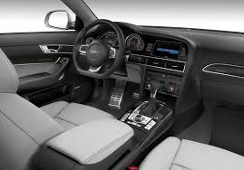 audi a6 rs6 2008 2010 features equipment and accessories