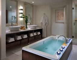 presidential suite bathroom epic miami travel favs pinterest