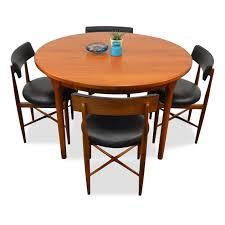 g plan teak dining set 1960s 67359