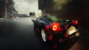 ferrari 458 wallpaper cars ferrari 458 italia rain supercars vehicles walldevil