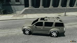 nissan pathfinder 2006 for gta 4