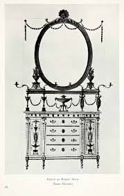 Antique Chair Styles by Robert Adams Furniture Engraving Pinterest French Country