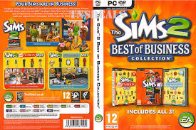 sims 2 best of business collection code only
