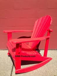 Trex Rocking Chairs Chairs Polywood Adirondack Chair Kits