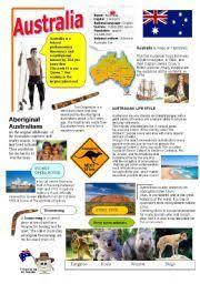 english teaching worksheets australia world heritage