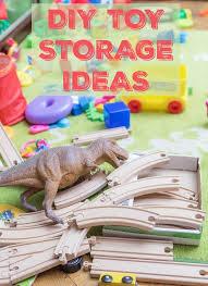 Toy Storage Ideas Diy Kids Toy Storage Ideas