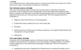 How Do You Do A Job Resume Resume Writing A Good Resume 9 The Most Awesome How Do I Write A