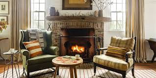 Cozy Living Rooms Furniture And Decor Ideas For Cozy Rooms - Living room designs with fireplace