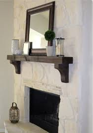 Whitewashing A Fireplace by Anyone Have Experience Whitewashing A Stone Fireplace Like This