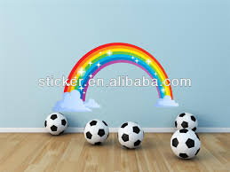 full color rainbow wall stickers buy rainbow wall stickers full color rainbow wall stickers