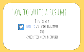software engineer resume how to write a great resume for software engineers freecodec