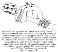 Problem Memes - trolley problem memes have been combined with feminist sjw memes