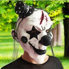 Scary Clown Halloween Costumes Men Compare Prices Clowns Faces Shopping Buy Price