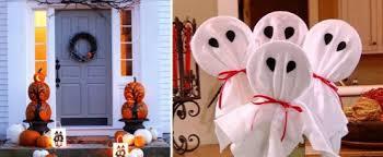 Inexpensive Homemade Outdoor Halloween Decorations by Cheap Halloween Decorations Ideas Outdoor Halloween Decoration