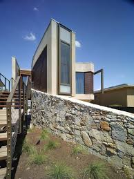 Modern Hill House Designs Hill House By Rachcoff Vella Architecture