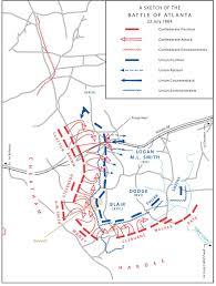 Atl Map Battle Of Atlanta Wikiwand