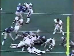 1982 thanksgiving day vs lions