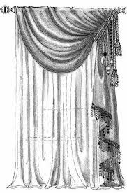 What Kind Of Fabric To Make Curtains Best 25 Curtain Styles Ideas On Pinterest Curtains City Style
