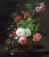 Flowers In A Vase Images Rachel Ruysch Summer Flowers In A Vase