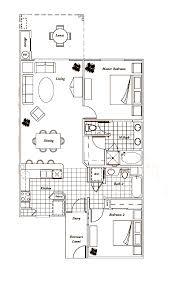 waikoloa beach resort fairway villa floor plan