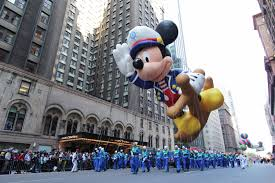 macy s thanksgiving day parade held the 4th thursday of november