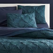 Cb2 Duvet New Trend In Textured Bedding