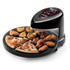 amazon com presto 03430 pizzazz plus rotating oven kitchen u0026 dining