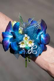 blue orchid corsage blue orchids blue purple tie dye orchid corsage s