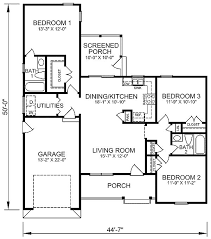 41 best 3 bedroom plans images on pinterest architecture home