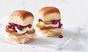 Walmart Furniture Moving Sliders by Turkey Cranberry U0026amp Brie Slider Sandwiches Recipe Walmart Com