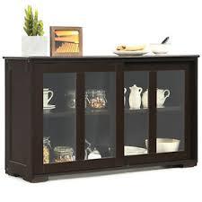 horizontal kitchen storage cabinets glass kitchen storage cabinets for sale in stock ebay