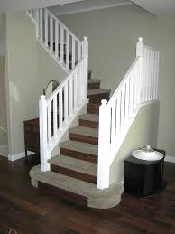 Can You Put Laminate Flooring On Stairs Carpet The Treads And Put Laminate Or Hardwood On The Risers
