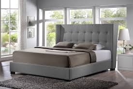 Upholstered Platform Bed King Upholstered Platform Bed King Ideas Upholstered Platform