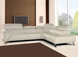 Leather Sectional Sofa Tesla Leather Sectional Sofa By J U0026m Furniture Nicoletti 3 449 00