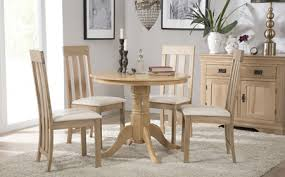 Oak Dining Table  Chairs Oak Dining Sets Furniture Choice - Oak dining room set
