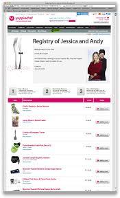 online gift registry yuppiechef s online gift registry yuppiechef magazine