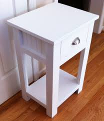 nightstand astonishing white nightstands ana katie nightstand