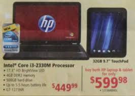 black friday laptop specials