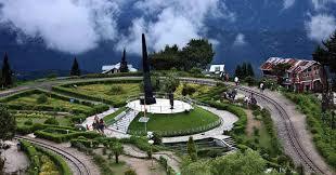 Rock Garden Darjeeling 7 Scenic Tourist Places In Darjeeling