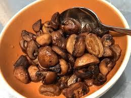 ad hoc cuisine mushrooms at ad hoc in yountville picture of ad hoc yountville