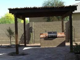 backyard shade structure arizona backyard landscaping arizona